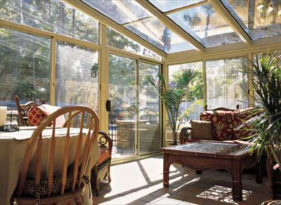sunroom in kokomo