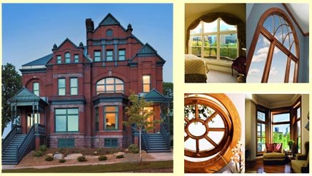 Historical Replacement Windows Bee Window Fishers In