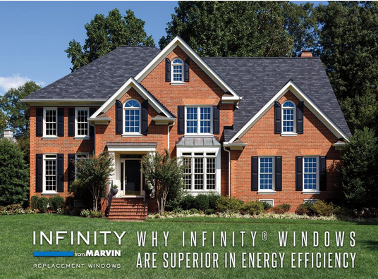 Why Infinity® Windows Are Superior in Energy Efficiency